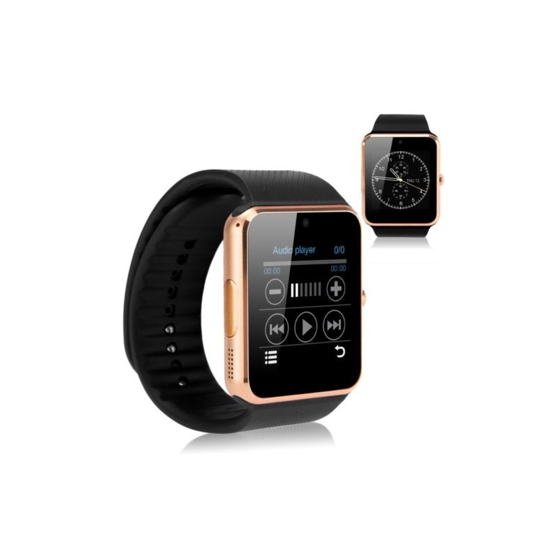 smart watch compatible with iphone reloj inteligente smart gsm camara bluetooth 7327